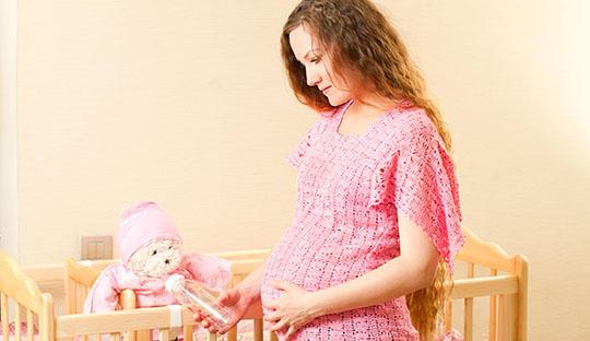 孕妈让胎宝宝幸福的八件事