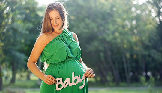 孕早期的五大注意事项