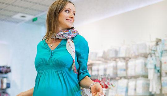 孕早期要注意五大细节
