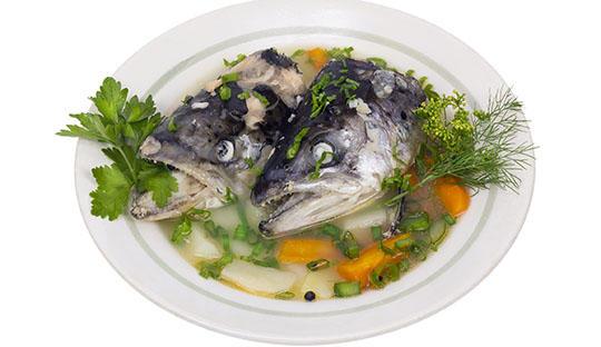 孕妇营养美食,花生鱼头汤,看起来好好吃