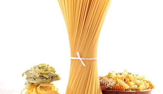 孕妇营养美食:花型螺丝面,好吃有食欲