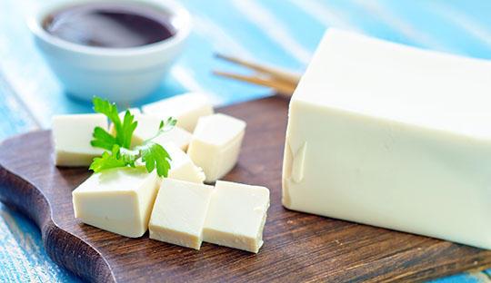 孕妇营养美食:松仁豆腐,孕妇补补叶酸