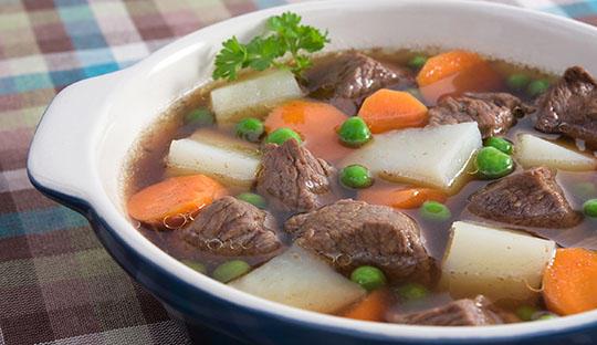 番茄土豆牛肉汤,孕妇仿吐又安胎
