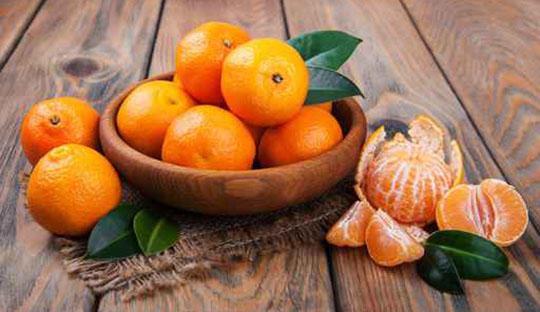 孕妇吃橘子莫过量